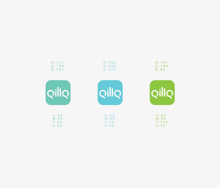 QillQ Aplicações Logo